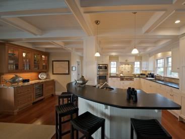 A stunning kitchen by jack mitchell construction